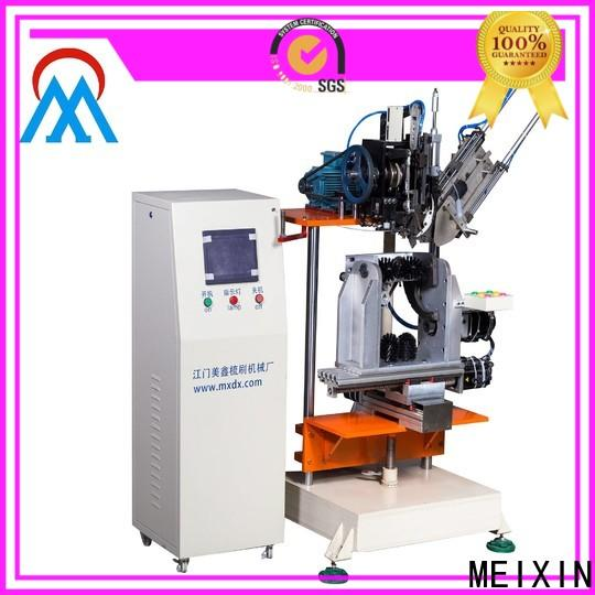 MEIXIN professional brush tufting machine design for industry