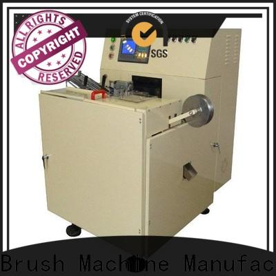 quality brush tufting machine design for industry