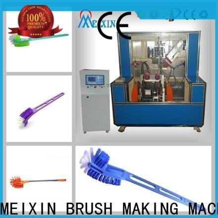 approved broom making equipment manufacturer for broom