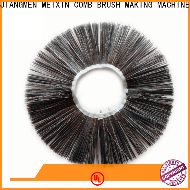MEIXIN nylon spiral brush factory price for industrial