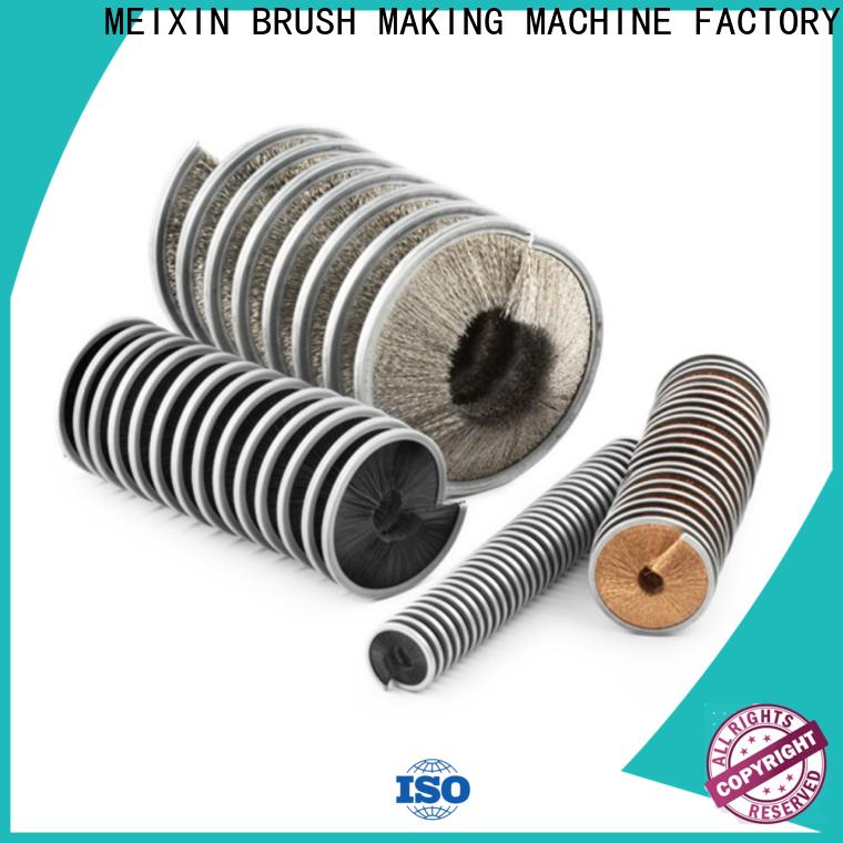MEIXIN metal brush factory for metal