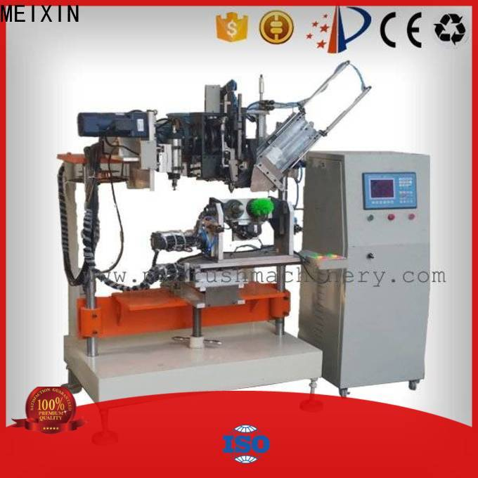 MEIXIN independent motion broom manufacturing machine supplier for industrial brush