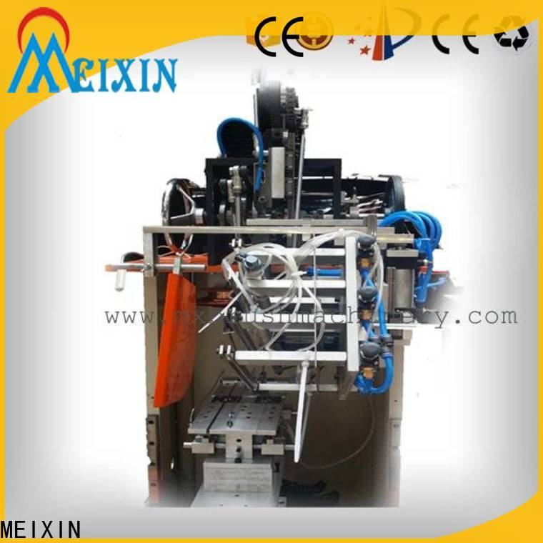 MEIXIN sturdy Brush Making Machine with good price for industry