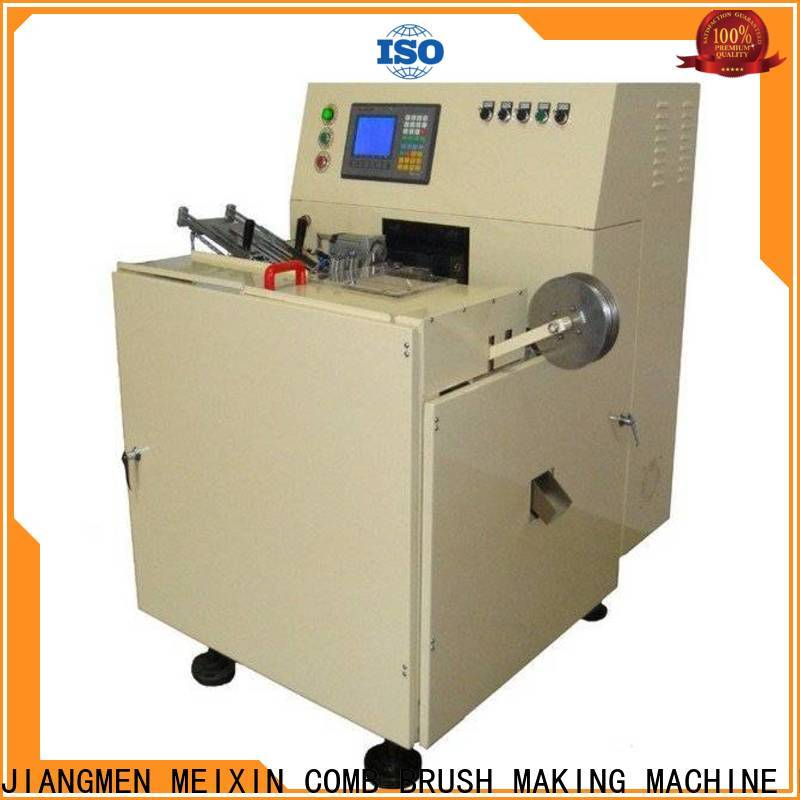 MEIXIN Brush Making Machine factory for industry