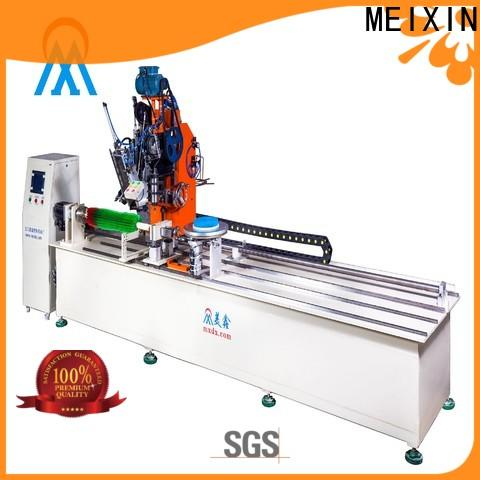 MEIXIN cost-effective brush making machine factory for PET brush