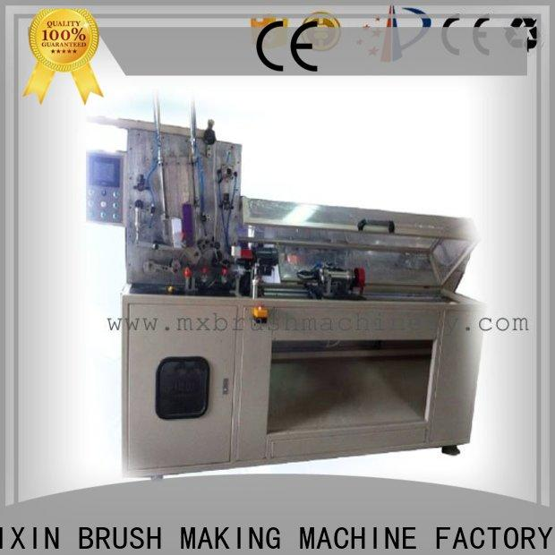 MEIXIN trimming machine series for PP brush