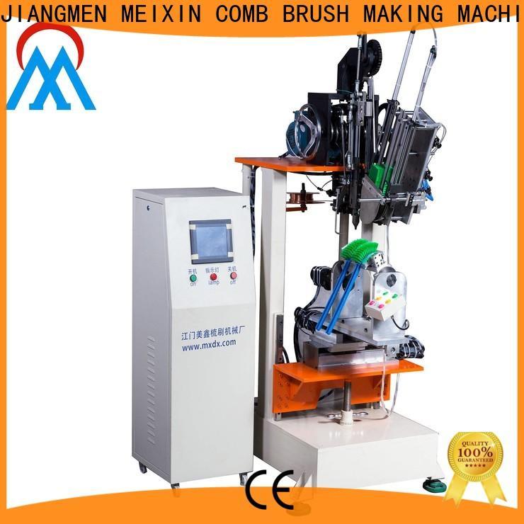 certificated Brush Making Machine manufacturer for hockey brush