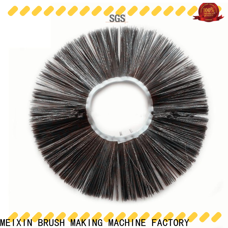 MEIXIN stapled car wash brush wholesale for industrial