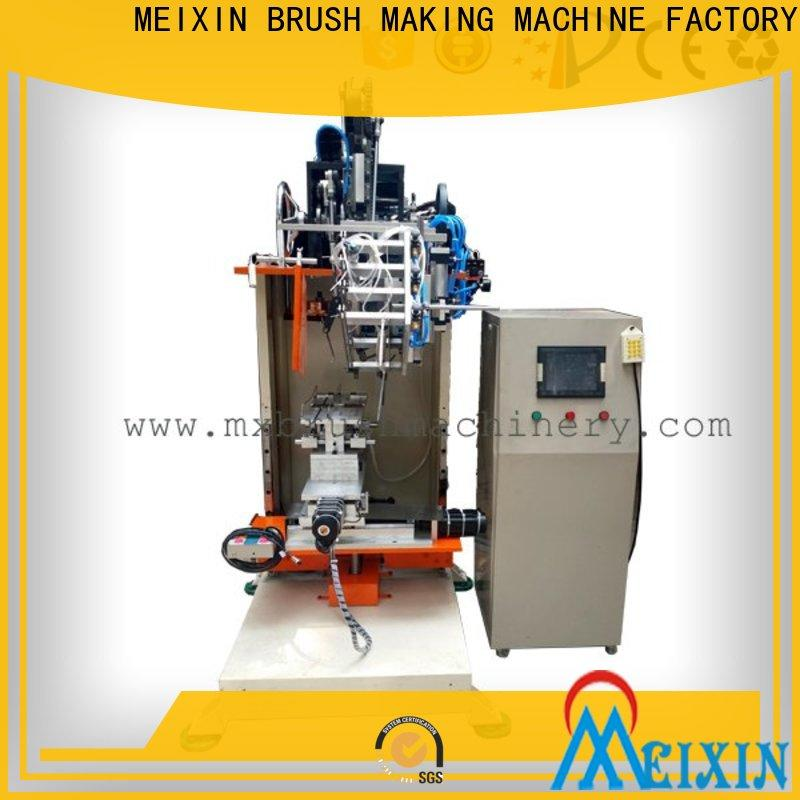 MEIXIN independent motion Brush Making Machine wholesale for clothes brushes
