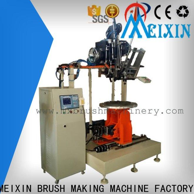 MEIXIN cost-effective brush making machine factory for bristle brush