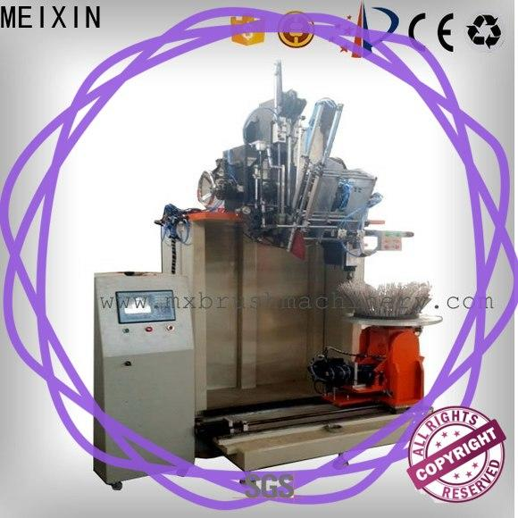 independent motion brush making machine with good price for bristle brush