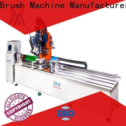 cost-effective brush making machine design for PET brush