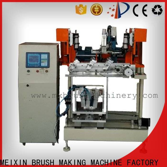 MEIXIN high productivity broom manufacturing machine wholesale for household brush