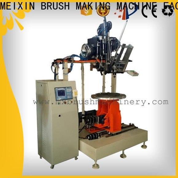 independent motion brush making machine inquire now for bristle brush