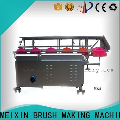 MEIXIN durable trimming machine series for bristle brush