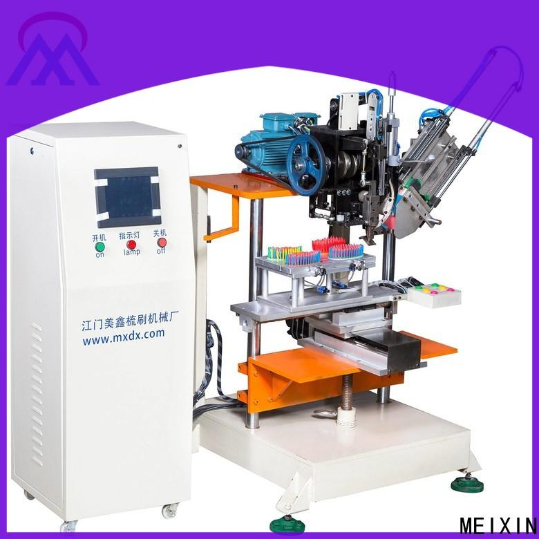 MEIXIN high productivity Brush Making Machine wholesale for broom