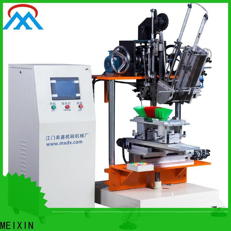 MEIXIN delta inverter Brush Making Machine personalized for broom