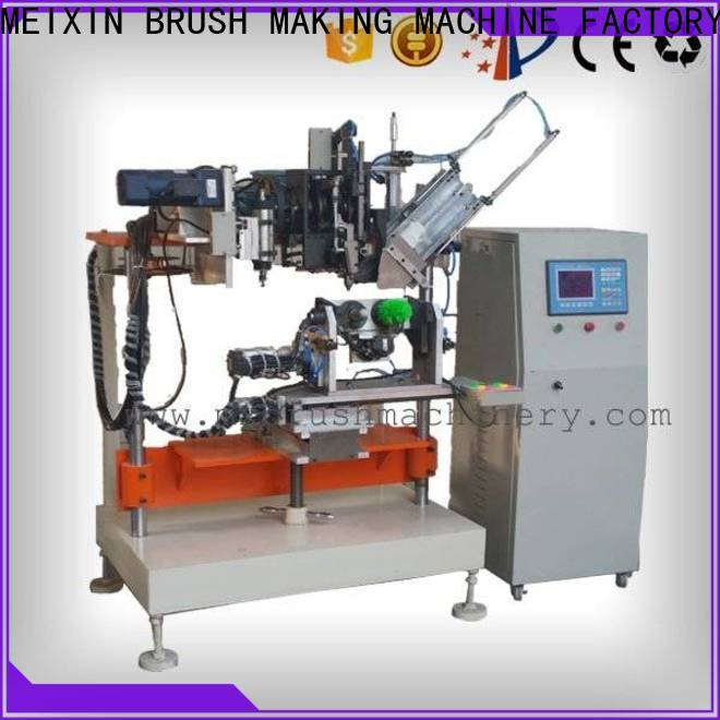 MEIXIN Drilling And Tufting Machine factory price for tooth brush