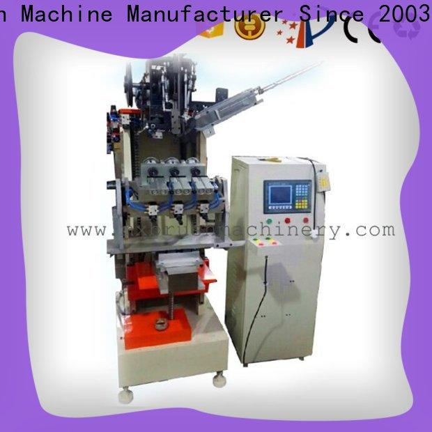 certificated brush tufting machine factory for clothes brushes
