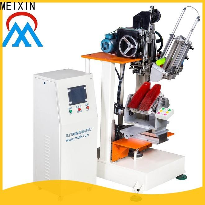 MEIXIN professional brush tufting machine design for industrial brush