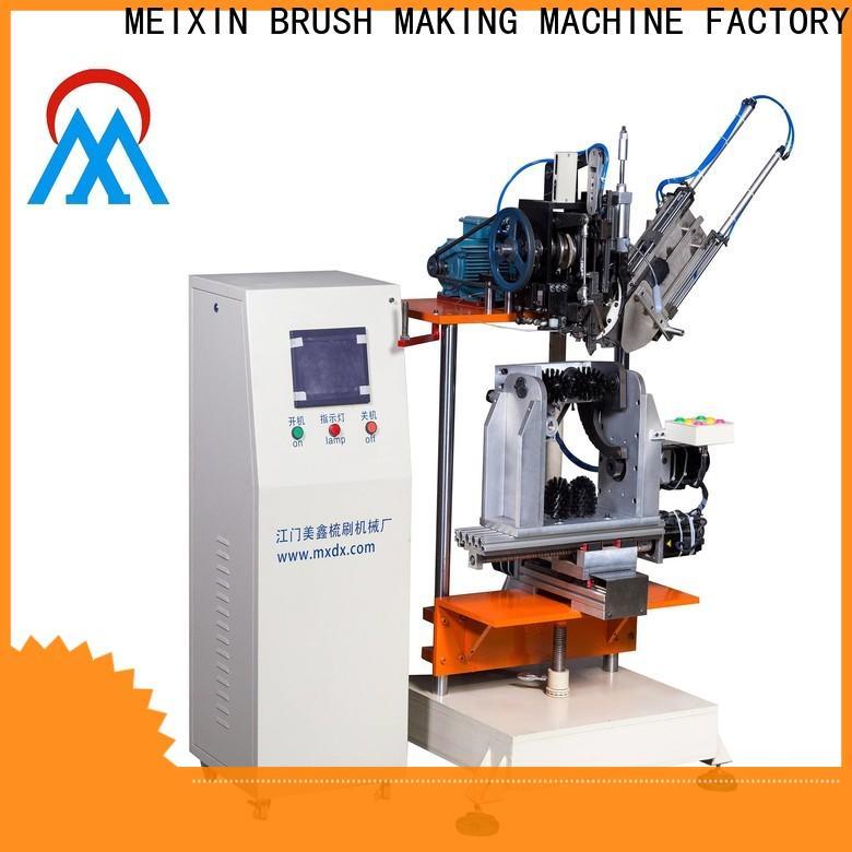MEIXIN quality Brush Making Machine design for household brush