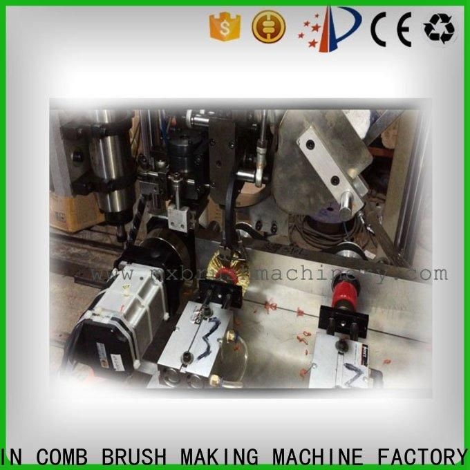 top quality Brush Drilling And Tufting Machine design for wire wheel brush