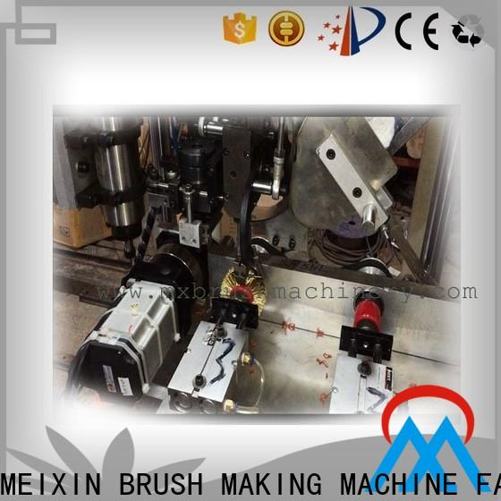 MEIXIN broom making machine for sale with good price for wire wheel brush