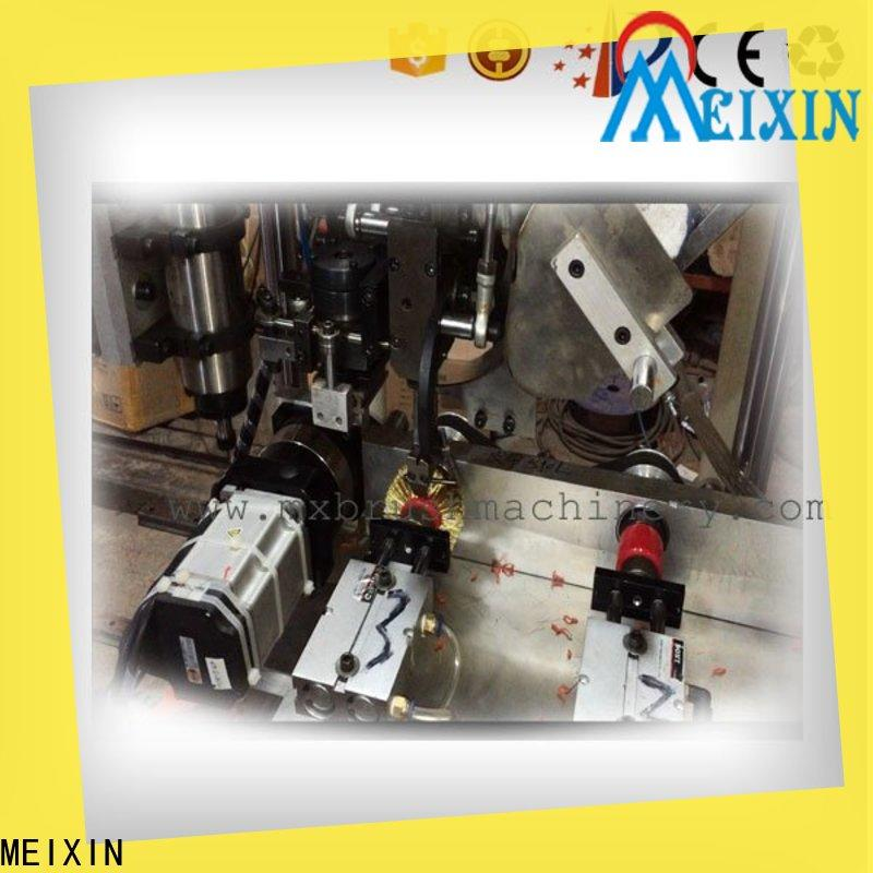 MEIXIN cost-effective Brush Drilling And Tufting Machine with good price for bristle brush