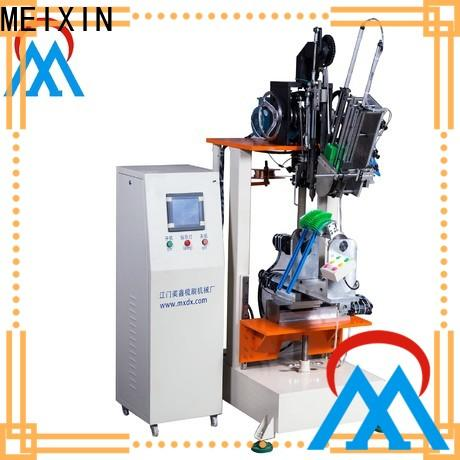 2 drilling heads toothbrush making machine series for hair brushes