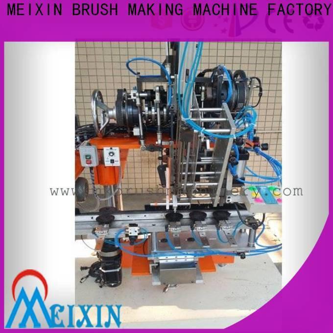 MEIXIN broom tufting machine customized for bristle brush