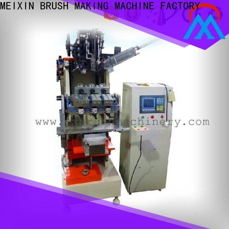 MEIXIN excellent broom making equipment customized for industrial brush