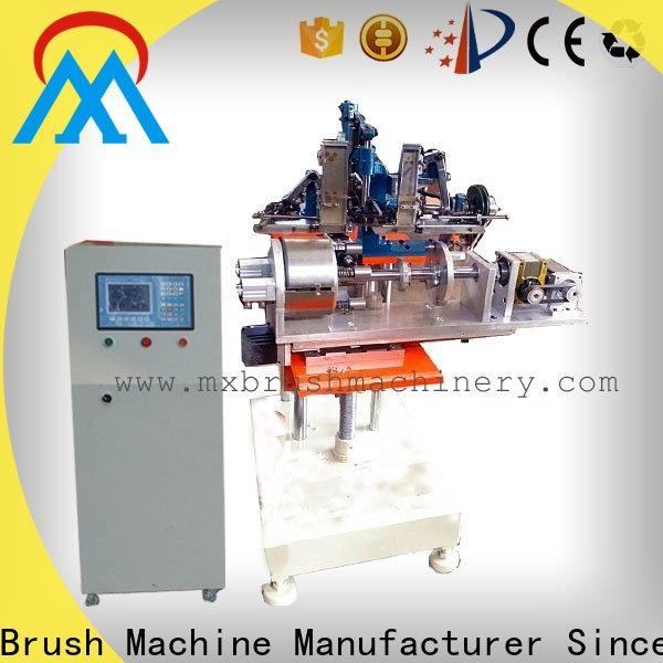 MEIXIN quality toothbrush making machine manufacturer for hockey brush