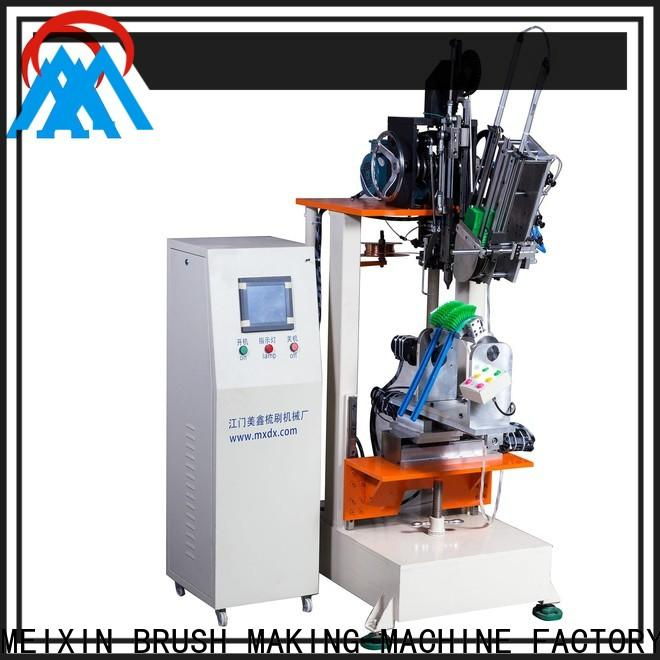 MEIXIN toothbrush making machine customized for industrial brush
