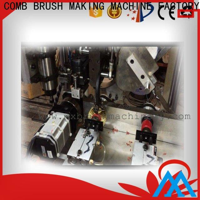 MEIXIN cost-effective broom making machine for sale design for PET brush