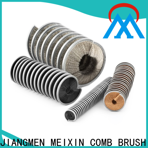 MEIXIN deburring wire brush with good price for commercial