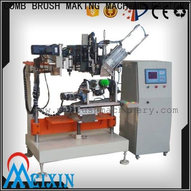 MEIXIN broom manufacturing machine personalized for toilet brush