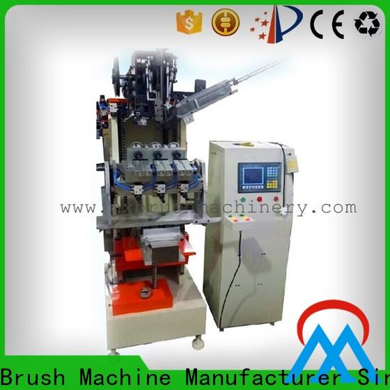 MEIXIN brush tufting machine design for clothes brushes