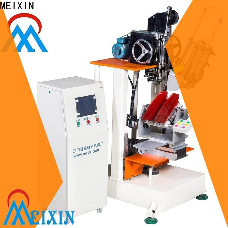 MEIXIN high productivity brush tufting machine inquire now for industry
