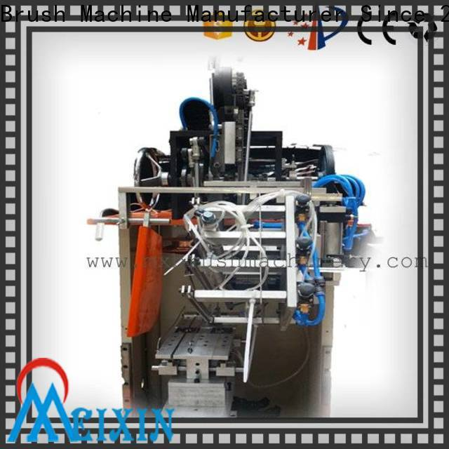 MEIXIN brush tufting machine design for industry