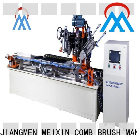 independent motion industrial brush machine with good price for PP brush
