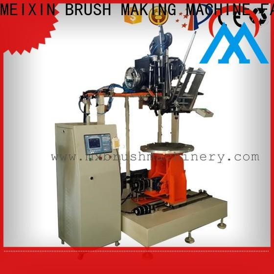 MEIXIN top quality industrial brush machine with good price for PP brush