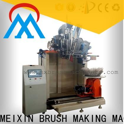 MEIXIN top quality disc brush machine with good price for PP brush