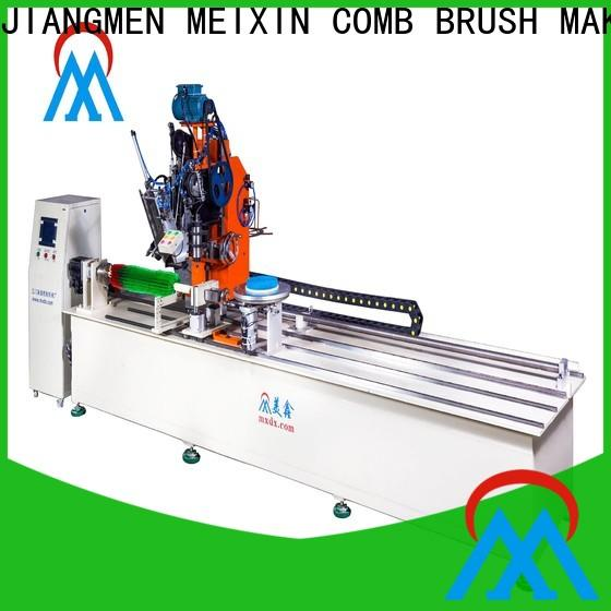 MEIXIN high productivity disc brush machine factory for PP brush