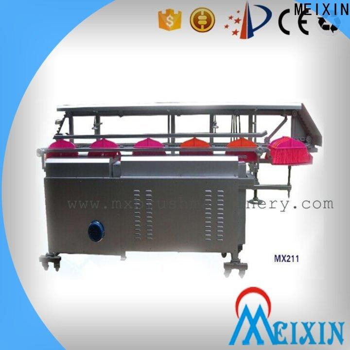 MEIXIN hot selling Automatic Broom Trimming Machine directly sale for PP brush