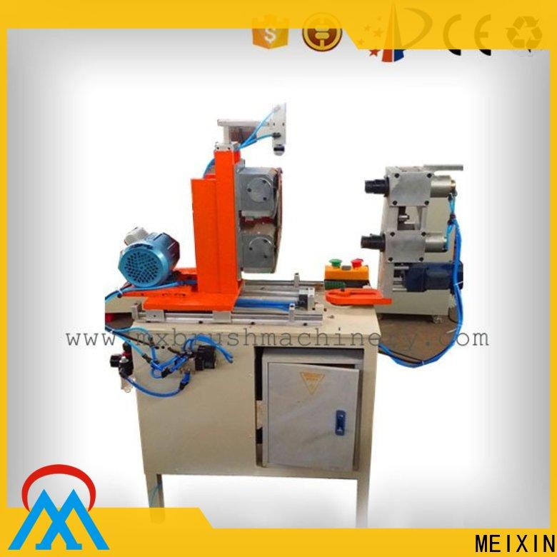 automatic trimming machine customized for PP brush