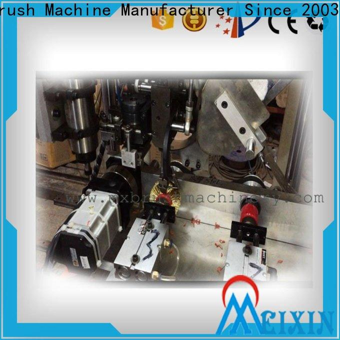 top quality broom making machine for sale inquire now for PP brush