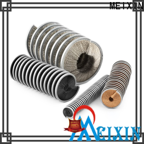 MEIXIN deburring metal brush with good price for metal