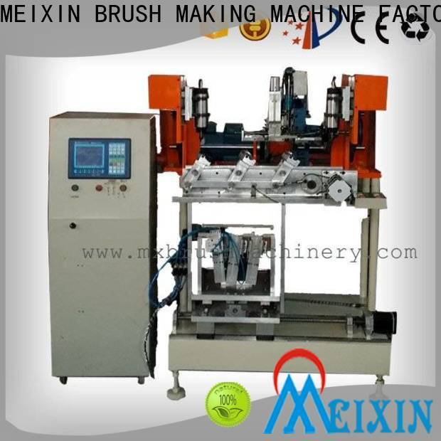MEIXIN durable broom manufacturing machine personalized for tooth brush