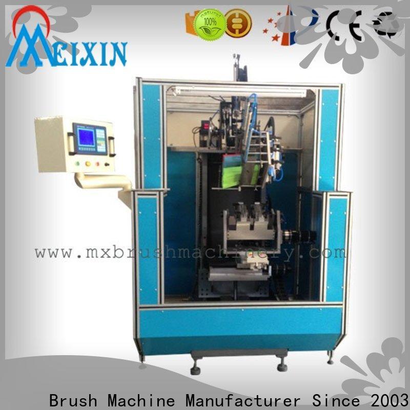 certificated Brush Making Machine design for household brush
