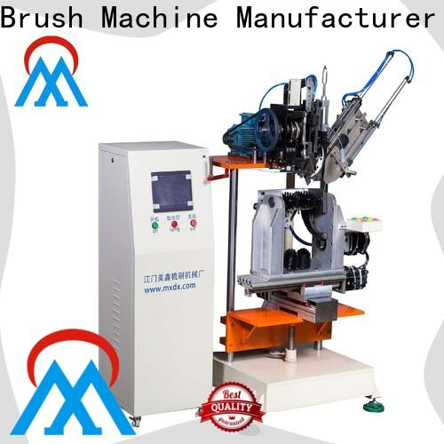 MEIXIN independent motion Brush Making Machine factory for broom